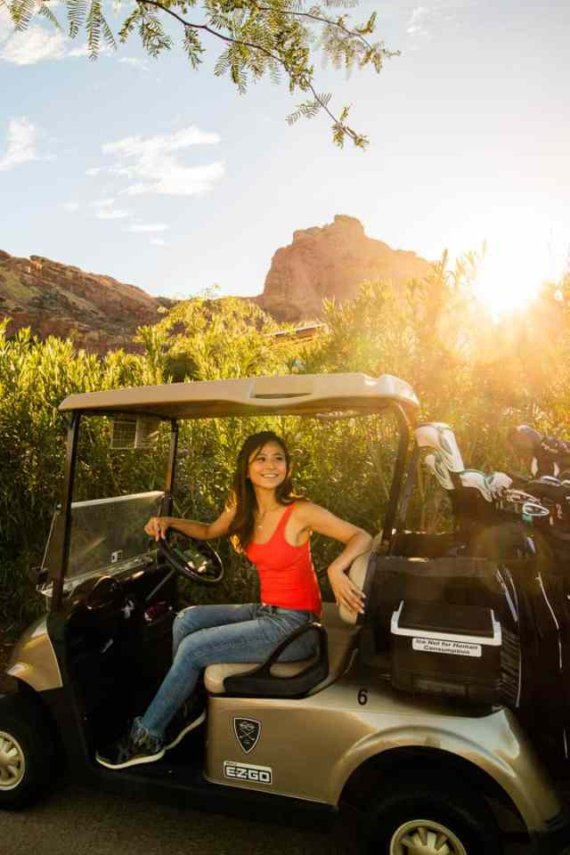 Golf Course Paradise Valley Scottsdale Arizona
