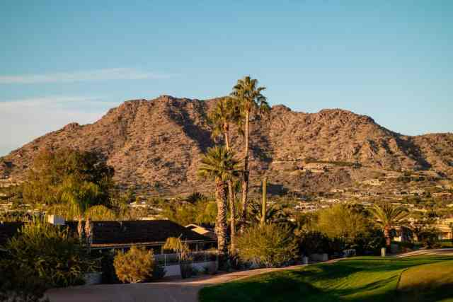 Paradise Valley Scottsdale Arizona