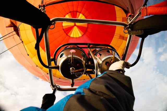 Hot Air Balloon Scottsdale Arizona