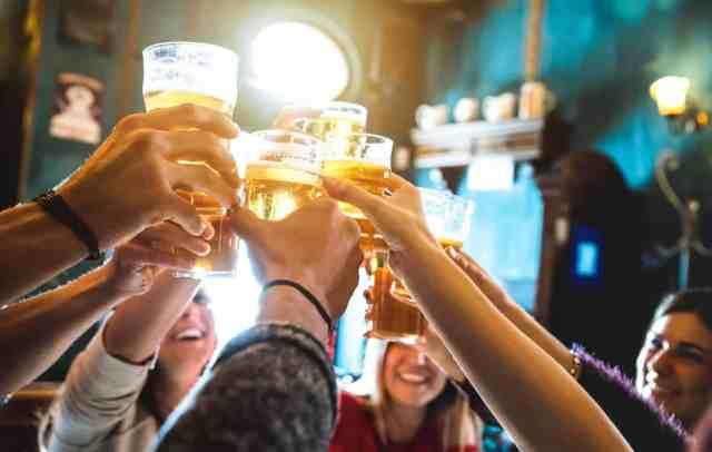 beer pub banff
