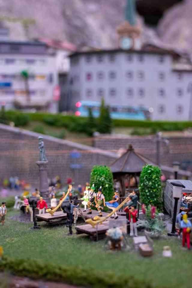 Top Attraction Hamburg Miniatur Wunderland