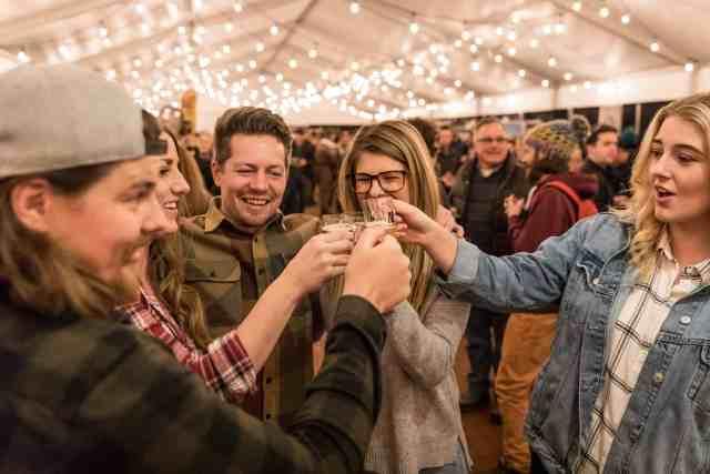 Banff Craft Beer Festival