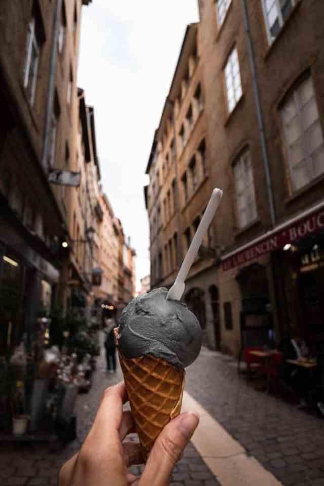 Vieux Lyon France