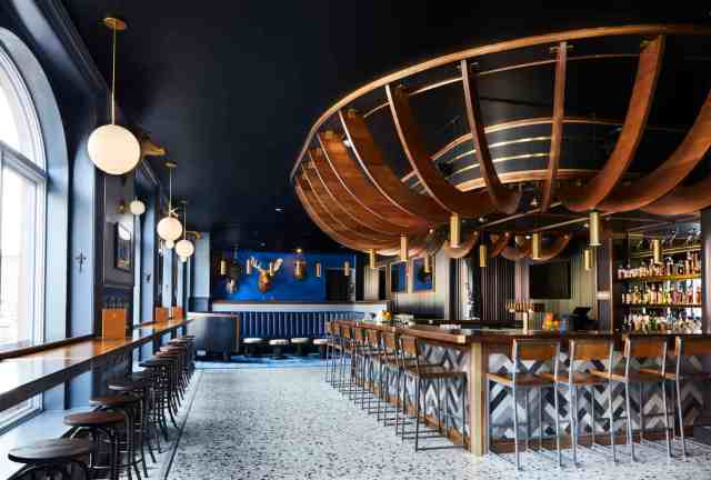 Sagamore Hill Lounge Portland Maine