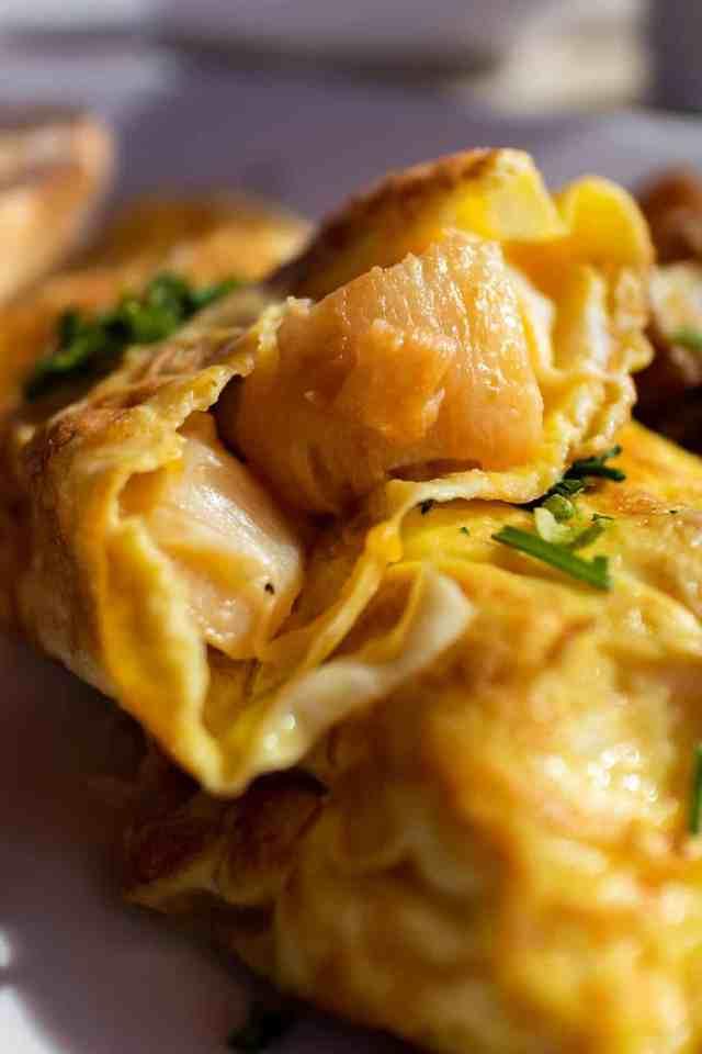 Digby scallops Fundy Restaurant Nova Scotia Holidays