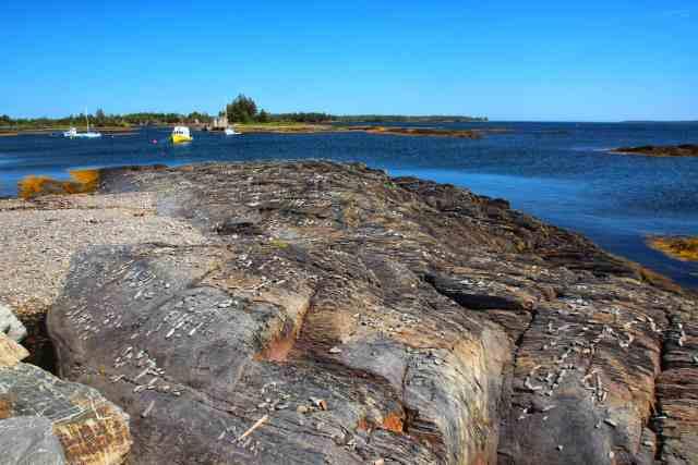 Blue Rocks Nova Scotia sightseeing