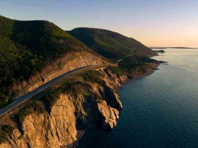 Cabot Trail Cape Breton Island Nova Scotia Top Places To See