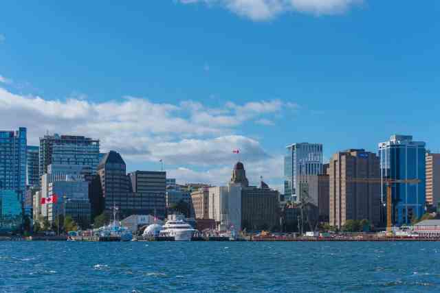 Halifax Waterfront Nova Scotia Pictures
