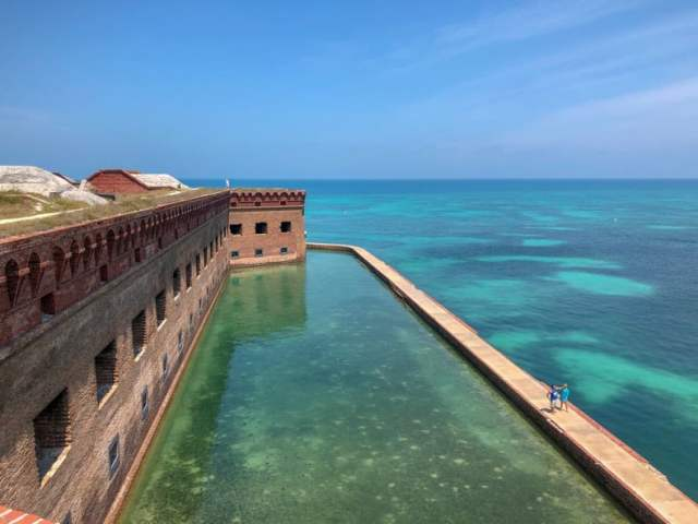 Dry Tortugas National Park Florida Keys