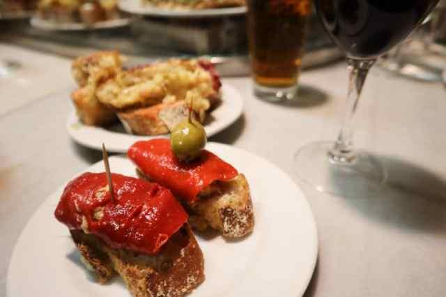 El Xampanyet Romantic Dinner Barcelona