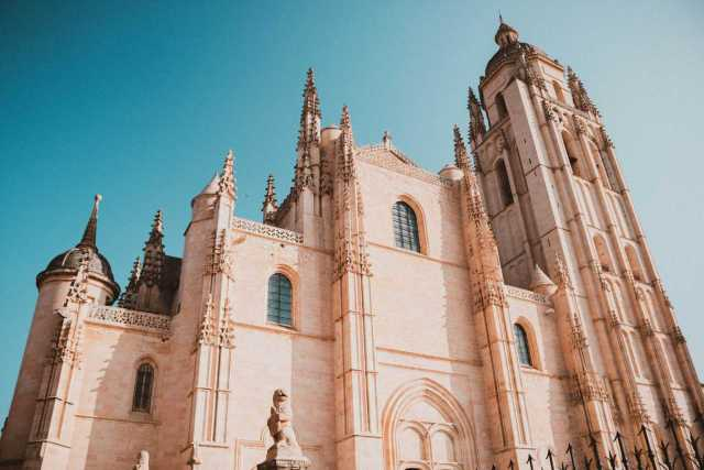 Segovia one of the most historical places in Spain
