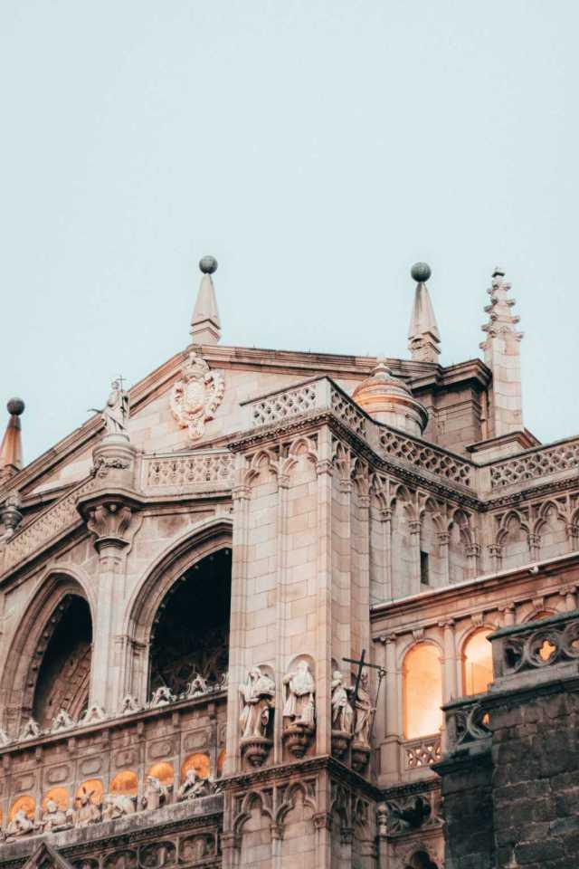 Toledo prettiest cities in spain