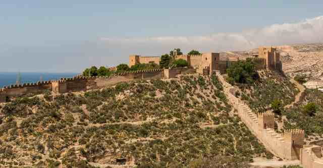 Almeria best coastal towns in spain
