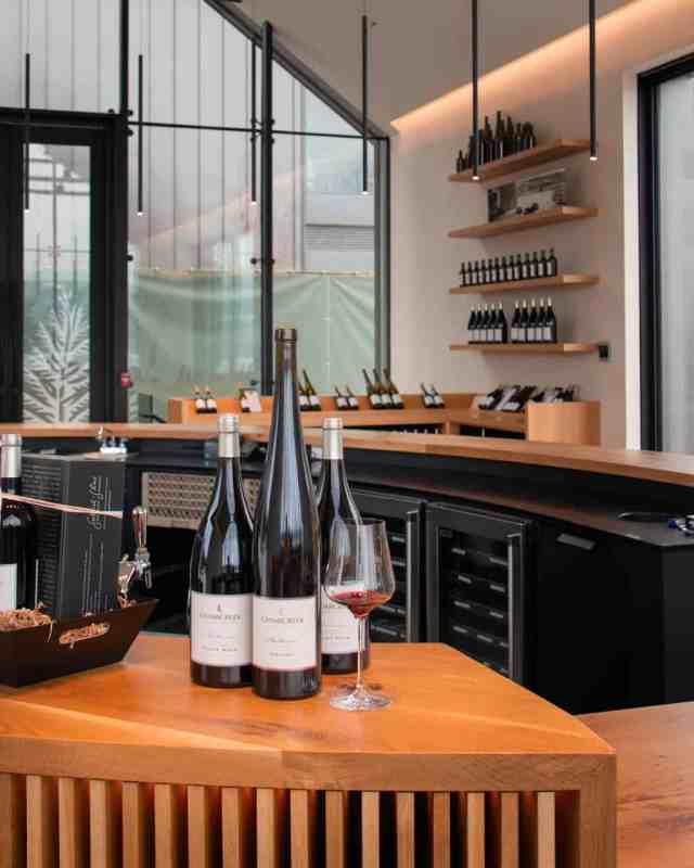 CedarCreek Estate Winery Tasting Room