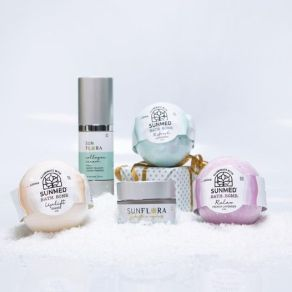 sunmed cbd cosmetic skin care line fort worth