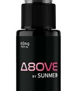 Above Delta 8 Spray Sunmed Water Soluble