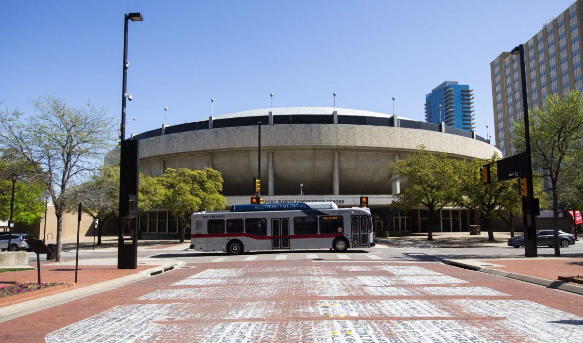 Ride Trinity Metro Bus