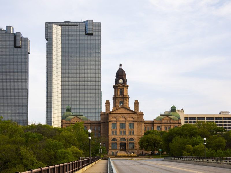 Tarrant County Courthouse 2