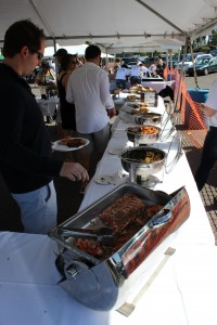 An image from Wine and Swine at Wine Country