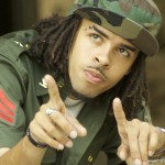 New Orleans rapper DEE-1