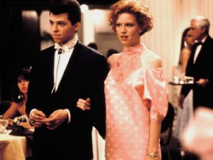 """Scene from """"Pretty in Pink"""""""