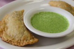A photo of Pastelitos from Sabores