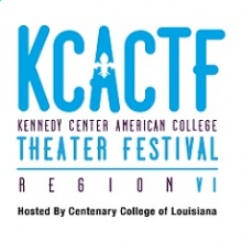The Kenney Center American College Theater Festival Region VI will be held Feb. 26-March 2