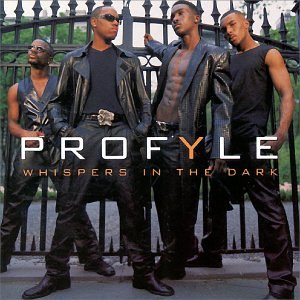 """Profyle's """"Whispers in the Dark"""" album cover, which debuted in 1999"""