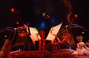 A photo from Varekai