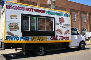 A photo of a food truck in Shreveport