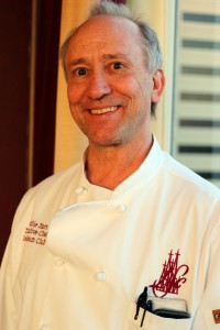 A photo of Chef Eddie Mars