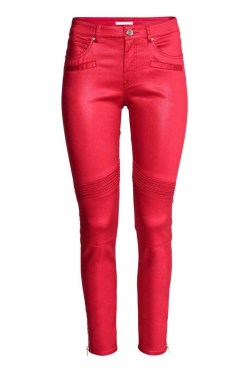 H&M skinny jeans £14.99 (was £24.99)