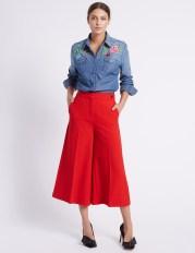 M&S culottes £45