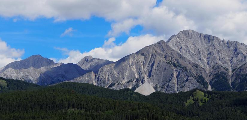 mountain banff