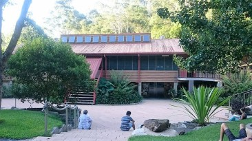 Main Yoga Hall