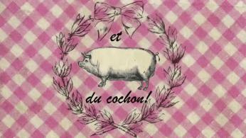 De l'art et du cochon arte