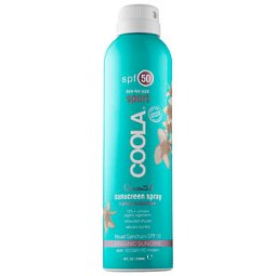 Coola Sport Continuous Spray SPF 50 Unscented