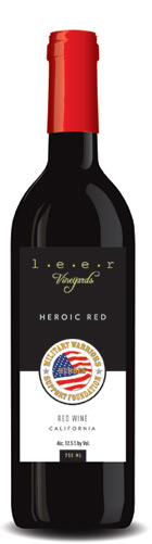 Leer Vineyards Heroic Red