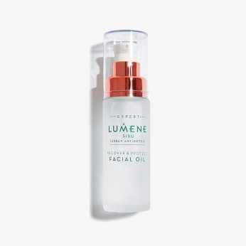 Lumene Sisu Recover & Protect Facial Oil