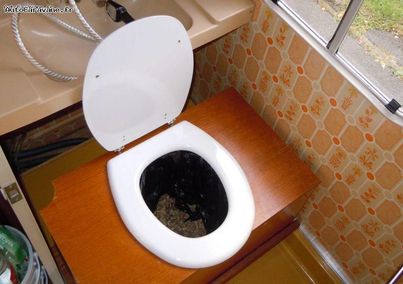 Installer Et Utiliser Des Toilettes Sches En Camping Car