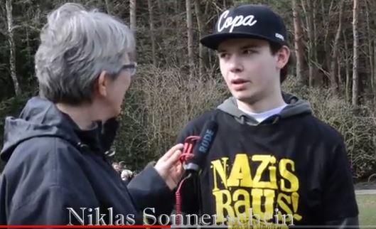 Niklas Sonnenschein im Interview mit Forum Dunkelbunt