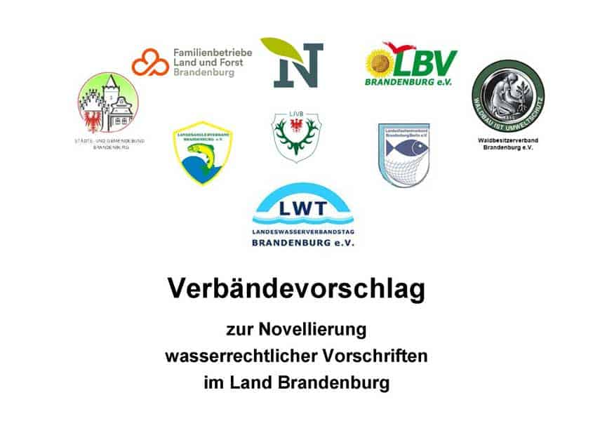 Wassergesetz: Schlag ins Gesicht des Parlaments und maßlose Enttäuschung der Verbände im ländlichen Raum!