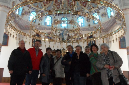 Halil Özet - In der Moschee von Duisburg-Marxloh