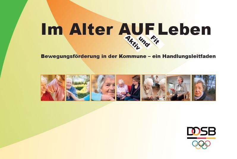 Cover Broschüre Aufleben