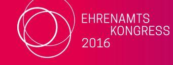 Ehrenamtskongress Logo