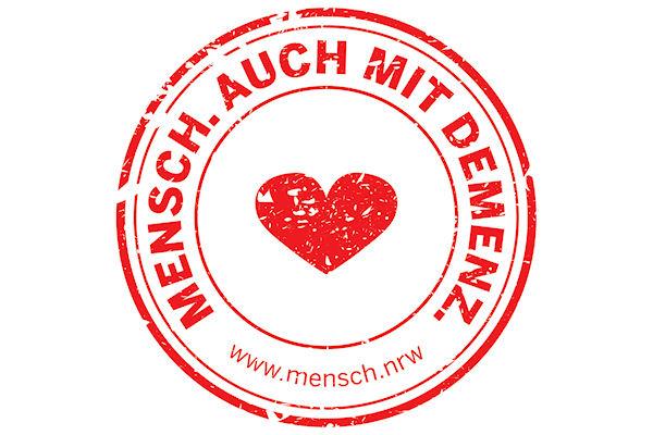Logo der Kampagne zum Thema Demenz