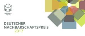 Keyvisual Deutscher Nachbarschaftspreis