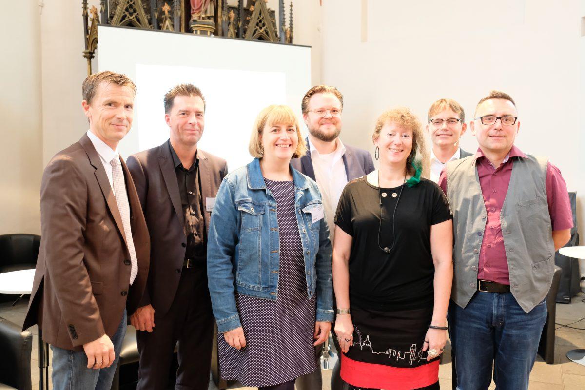 Foto Gold-Kraemer-Stiftung