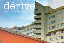 Coverausschnitt dérive Ausgabe Herbst 2018