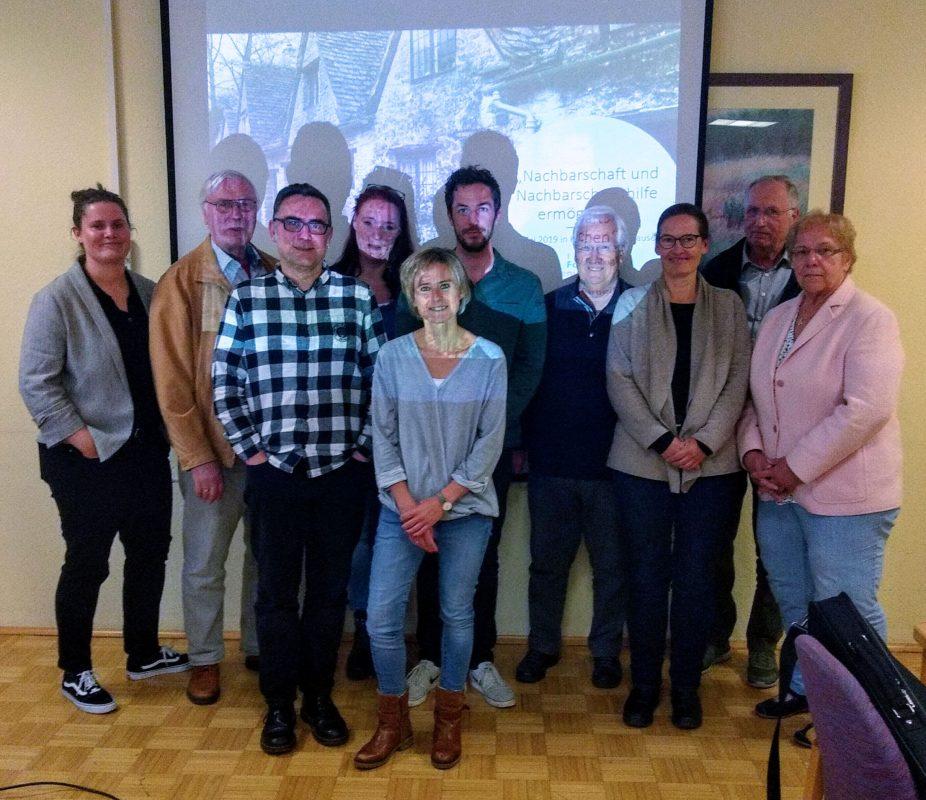 Gruppenbild der AG 2019 in Herne